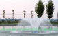 小区河流人工湖景观水增氧防臭曝气机/提升式曝气机