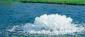水景观喷泉曝气机,景观水增氧处理